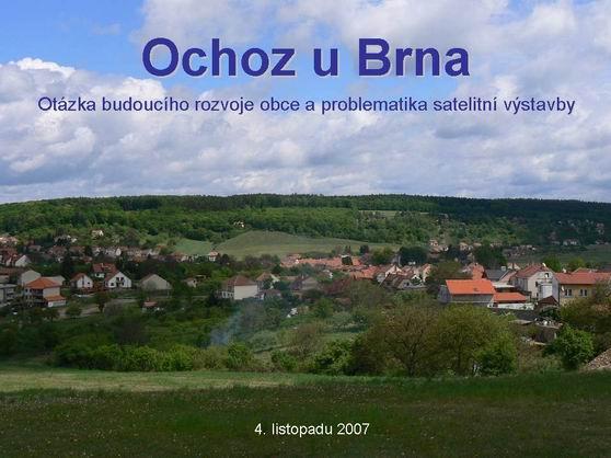 Ochoz